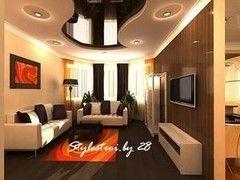 Натяжной потолок СтильСтройДизайн Пример 28