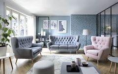 Набор мягкой мебели Набор мягкой мебели Gala Collezione Voss 3+2+1 в ткани