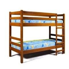 Двухъярусная кровать Поставымебель КРДМ-03М