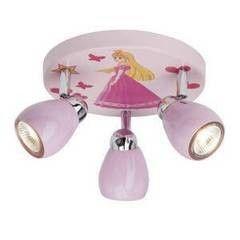 Детский светильник Brilliant Brilliant Princess G55934/17