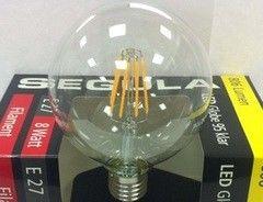Лампа Лампа LBT Шар 8W G95 E27 2600K 220-240V 60382