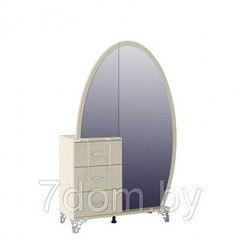 Туалетный столик Мебель-Неман Шкаф комбинированный Мебель-Неман София МН-025-14