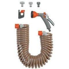 Шланг Шланг Gardena спиральный с комплектом принадлежностей (4647)