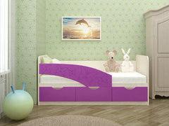 Детская кровать Детская кровать Андрия Дуэт-7 80х160