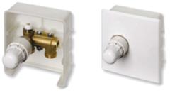 Комплектующие для систем водоснабжения и отопления Meibes Регyлировочный короб ER-RTL Basic (F11887)