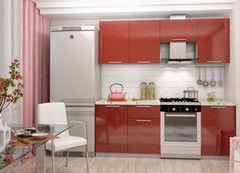 Кухня Кухня Интерьер-Центр Олива гранат