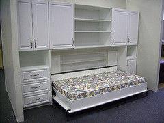Мебель-трансформер Кровать-шкаф VMM Krynichka горизонтальная (модель 35)