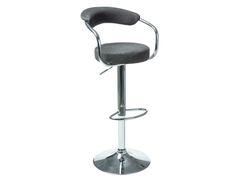 Барный стул Барный стул Signal C-231 (темно-серый, ткань)