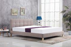 Кровать Кровать Halmar Oxford 160 (бежевый)