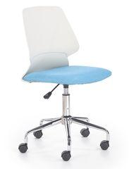 Детский стул Детский стул Halmar Skate (белый/синий)