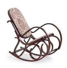 Кресло из ротанга Halmar Max II (орех)