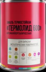 Эмаль Эмаль Lida ТермоЛид 600