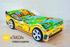 Детская кровать Детская кровать Бельмарко Такси