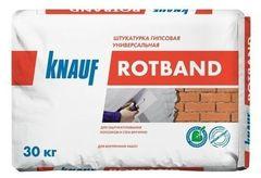 Штукатурка Штукатурка Knauf Rotband, 30 кг
