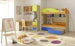 Детская комната Детская комната SoftForm Миа 008