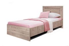 Детская кровать Детская кровать MySTAR Вирджиния 900.07 ИВ 101