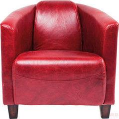 Офисное кресло Офисное кресло Kare Cigar Lounge Red 78813