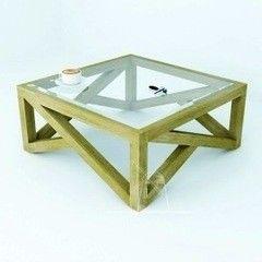 Журнальный столик MillWood Neo Loft СТ-3 (дуб темный)
