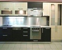 Кухня Кухня на заказ ЗОВ Техно К-16