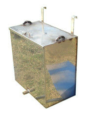 Бак, емкость для воды Татра Бак навесной из нержавеющей стали 50л