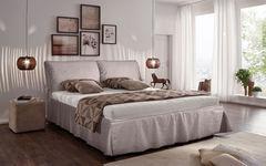 Кровать Кровать ZMF София (сп. место 180х200 см., серый)