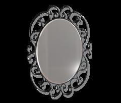 Зеркало Sheffilton Грация 630 (черный)