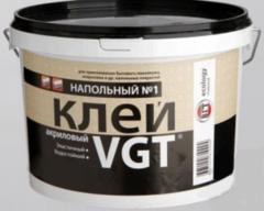 Клей Клей ВГТ Акриловый напольный №1 «Эконом» 15 кг