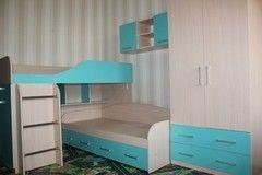 Детская комната Детская комната 2-vsePROkuhni Вариант 157
