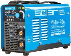 Сварочный аппарат Сварочный аппарат Solaris MMA-206