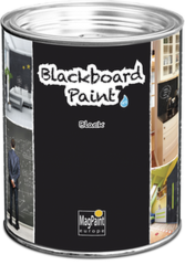 Краска Краска MagPaint Blackboardpaint черный (0,5л)