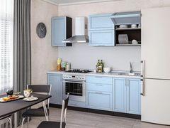 Кухня Кухня Vivat Сканди-01 Sky Wood