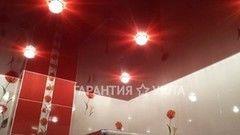 Натяжной потолок Гарантия уюта Вариант 30 (глянцевый)