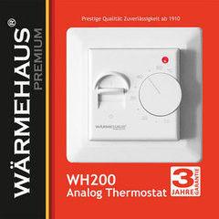 Терморегулятор Терморегулятор Warmehaus WH200