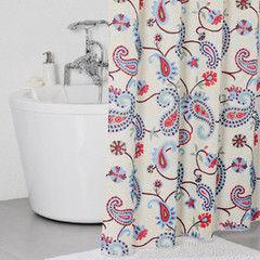 Iddis Штора для ванной комнаты Flourish Mosaic 250P24RI11