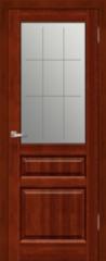 Межкомнатная дверь Межкомнатная дверь Поставский мебельный центр Венеция ДO (махагон)