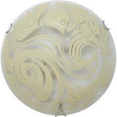 Настенно-потолочный светильник Декора 24320 Зеус желтый
