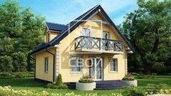 Свой Дом Проект двухэтажного дома 5
