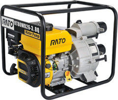 Насос для воды Бензиновый насос Rato RT80WB26-3.8Q