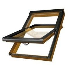 Мансардное окно Мансардное окно Fakro PTP-V/GO U3