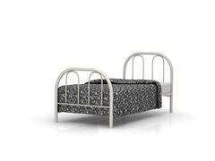 Детская кровать Детская кровать БелНордСтайл Спарта 1 (без задней спинки)