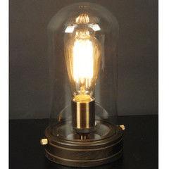 Настольный светильник Citilux Эдисон CL450801 Бронза + Венге