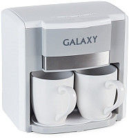 Кофеварка Кофеварка Galaxy Galaxy GL0708 (белый)