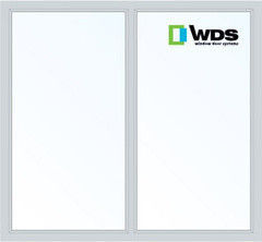 Окно ПВХ Окно ПВХ WDS 1460*1400 1К-СП, 4К-П, Г+Г