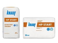 Штукатурка Штукатурка Knauf HP Start (25 кг)