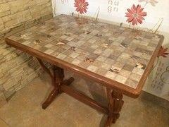 Обеденный стол Обеденный стол Stolmebel Модель 016