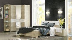 Спальня ТриЯ Ларго №01 ГН-181.001
