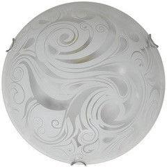 Настенно-потолочный светильник Декора 24320 Зеус белый
