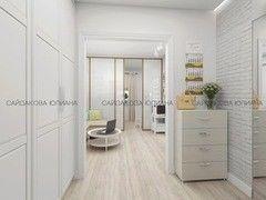Дизайн квартир и коттеджей ИП Сайдакова Ю.А. Проект 24