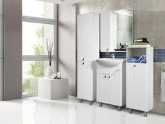 Мебель для ванной комнаты Гомельдрев Комплект Флора 1 ГМ 3500-21