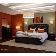 Кровать Кровать УЮТ Афина 2 200x200 (Noks 15)